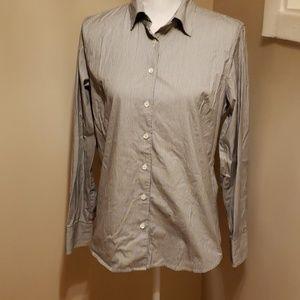 J. Crew stretch button down shirt